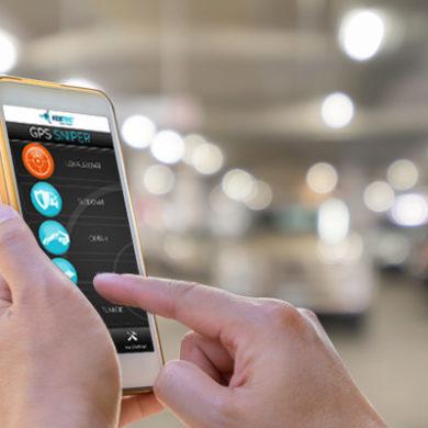 Úprava funkčnosti mobilnej aplikácie KEETEC GPS SNIPER